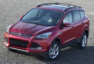 Ford отзывает 160 тысяч кроссоверов Escape из-за возгораний