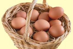 В Ярославском районе двое рабочих похитили с предприятия куриные яйца