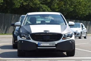 C-Class станет образцом нового стиля Mercedes-Benz