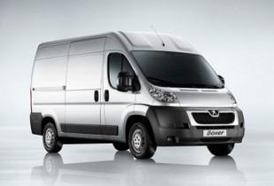Компания Peugeot представила обновленный Boxer