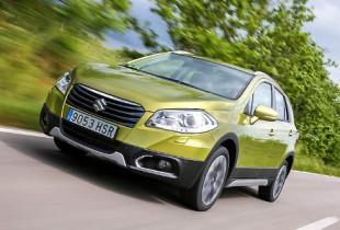 Продажи Suzuki New SX4 в России стартуют 16 декабря